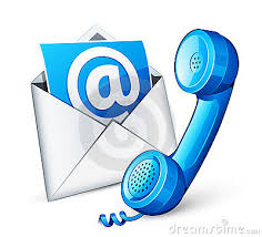 LOGO telefono mail